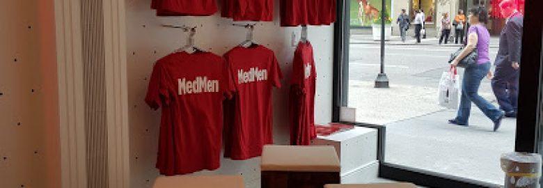 MedMen NYC – Fifth Avenue (Bryant Park) Marijuana Dispensary