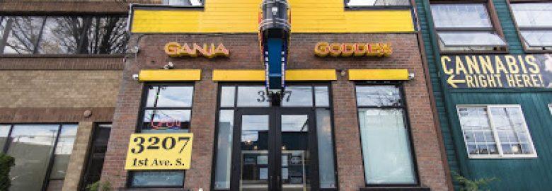 Ganja Goddess Cannabis Shop